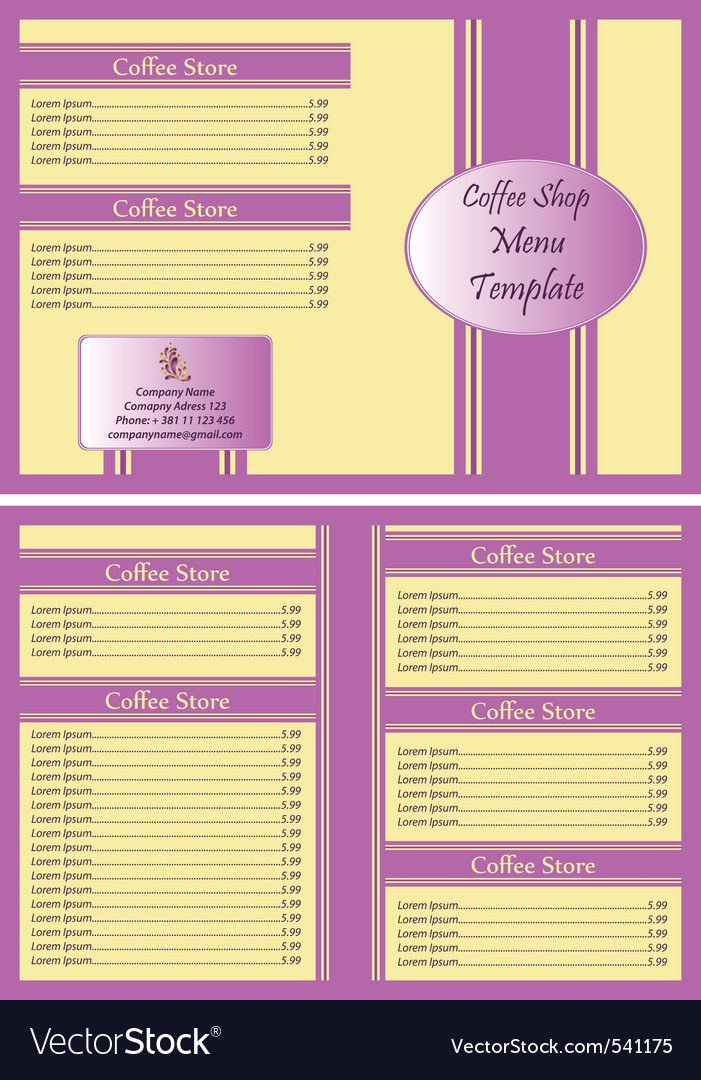 Forks coffee shop menu world fandeluxe Choice Image