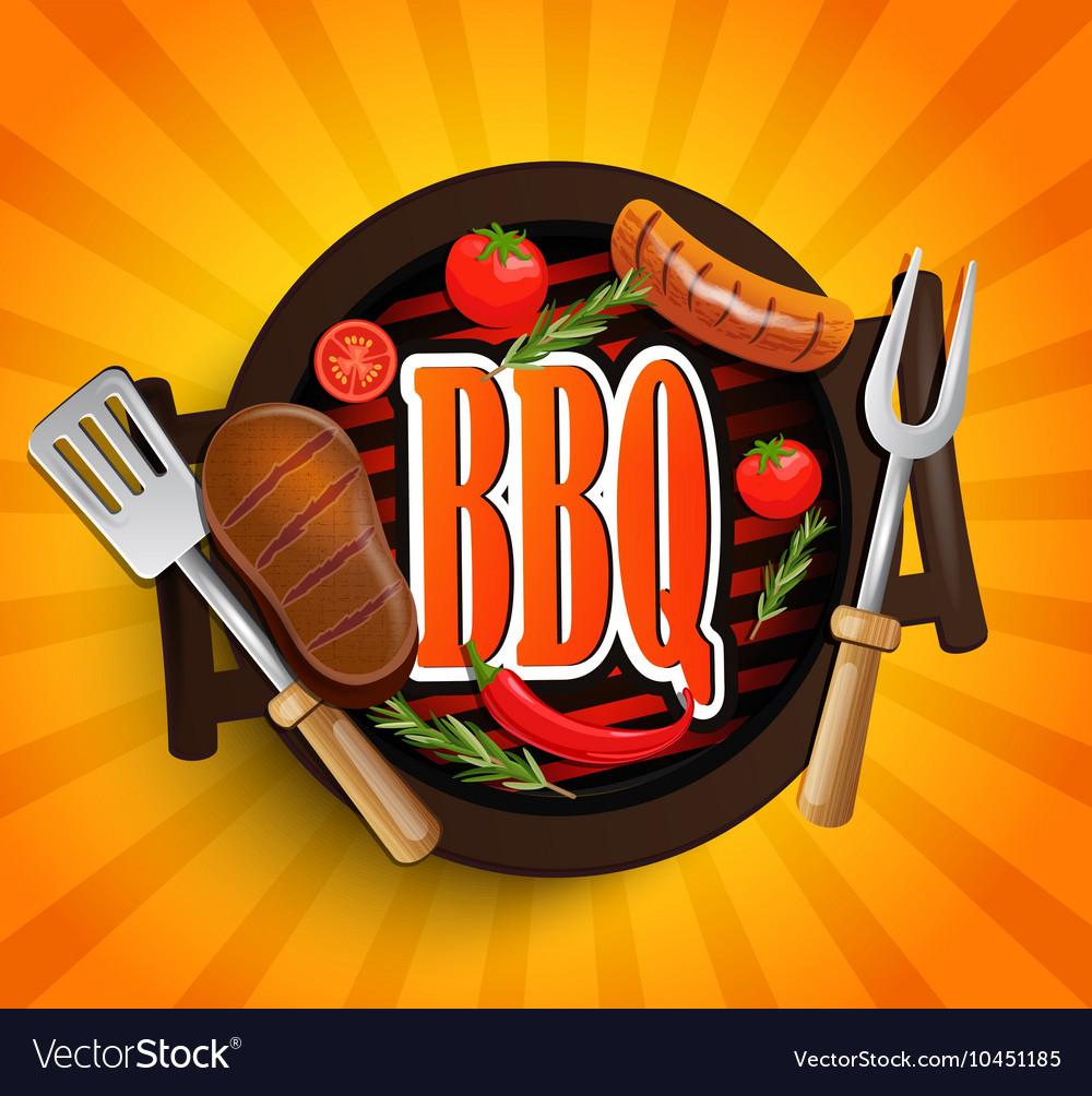 Bbq grill elements