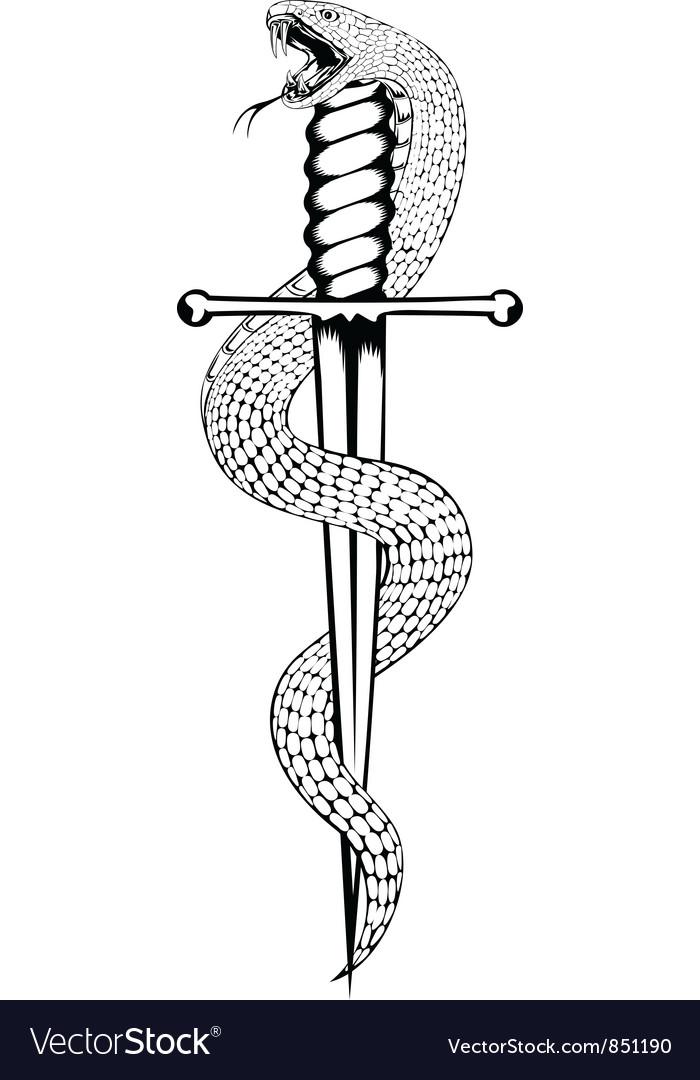 http://www.vectorstock.com/i/composite/11,90/snake-and-dagger-vector-851190.jpg