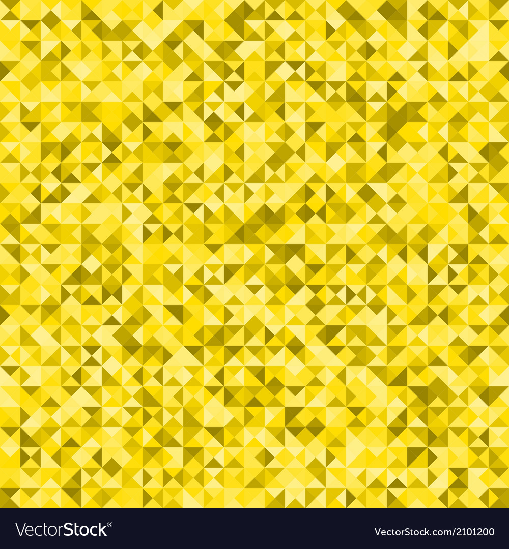 Seamless pattern from triangles