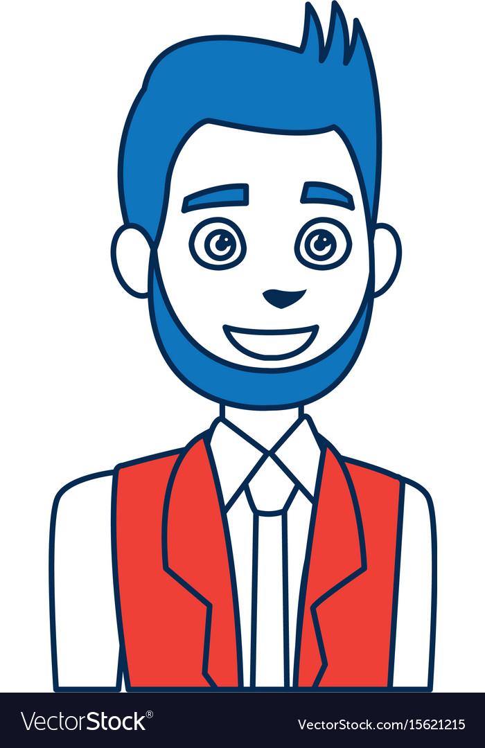 Politician man avatar campaign election democracy