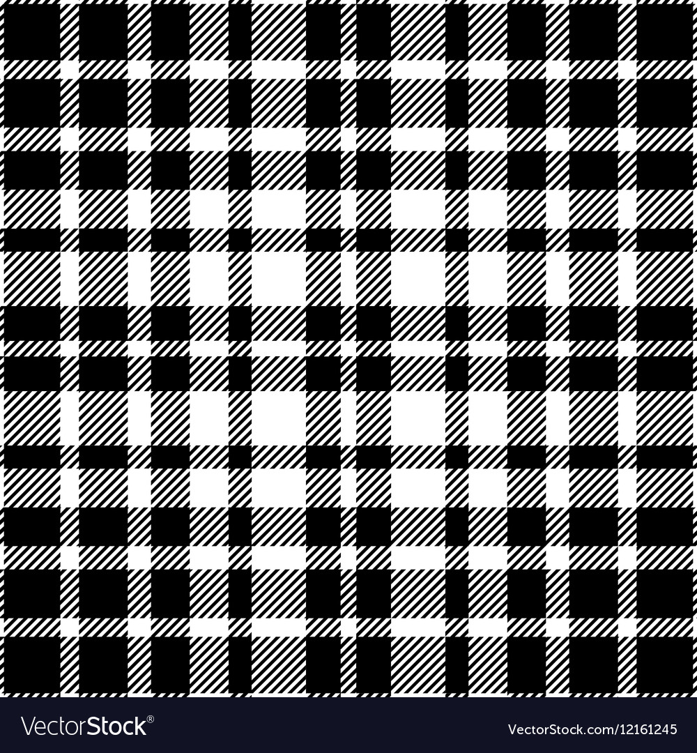 Seamless Plaid Design Print Royalty Free Vector Image