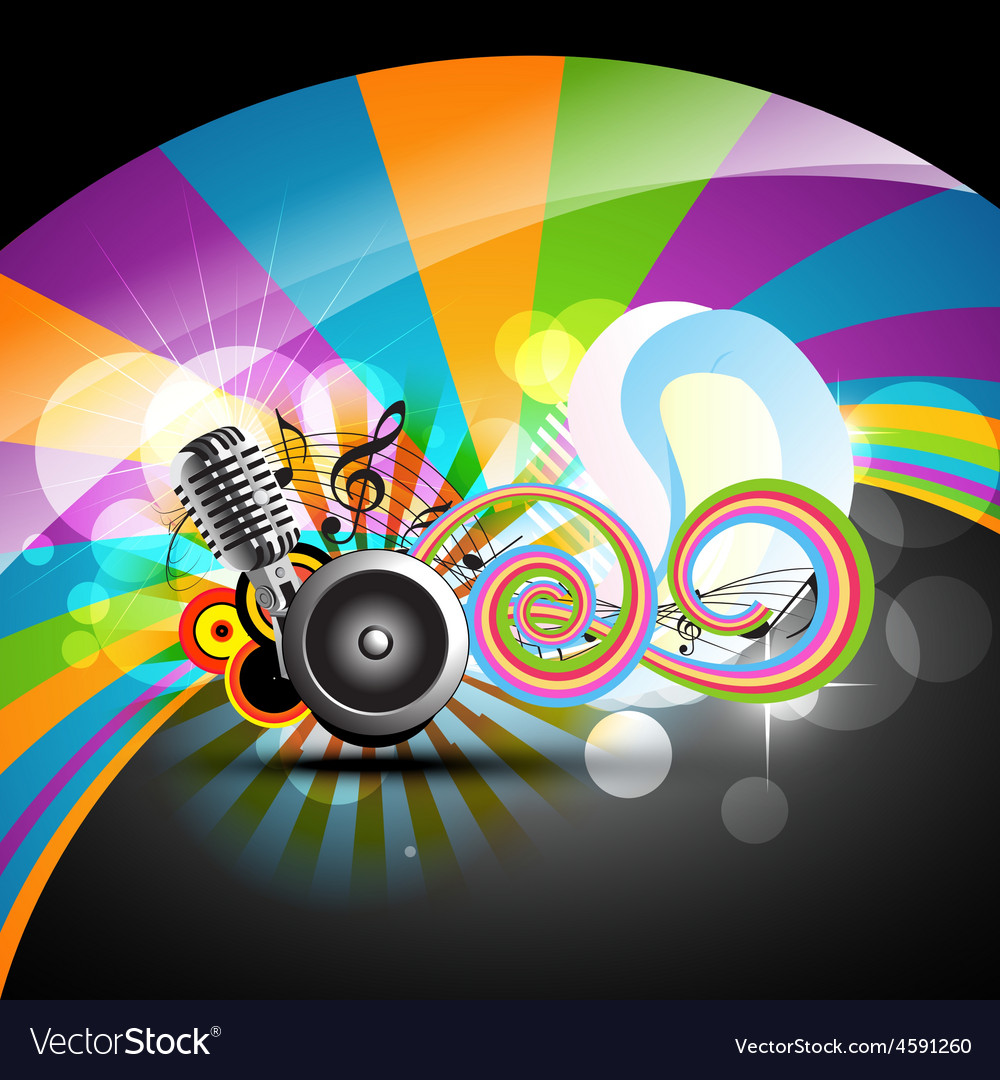 Music theme design