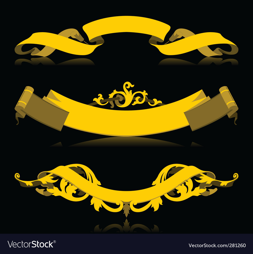 Stamp tape vector image