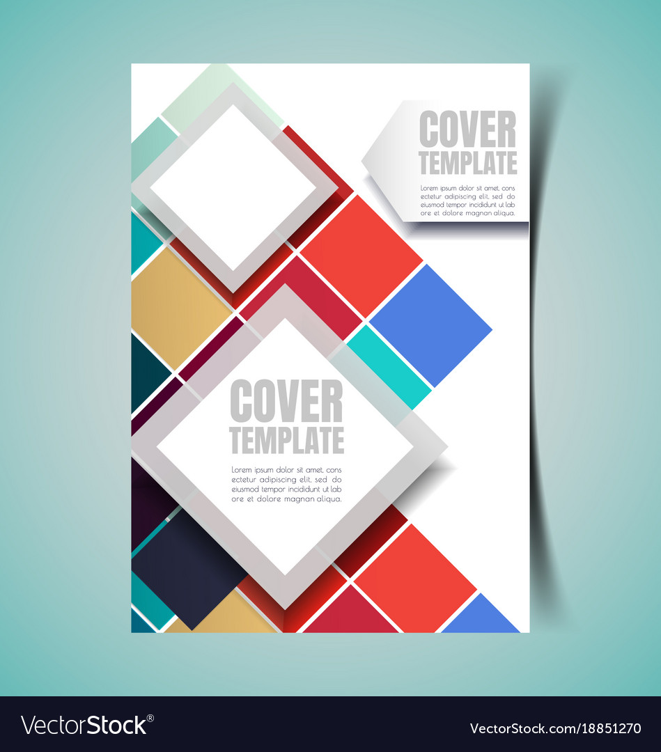 Abstract report cover5