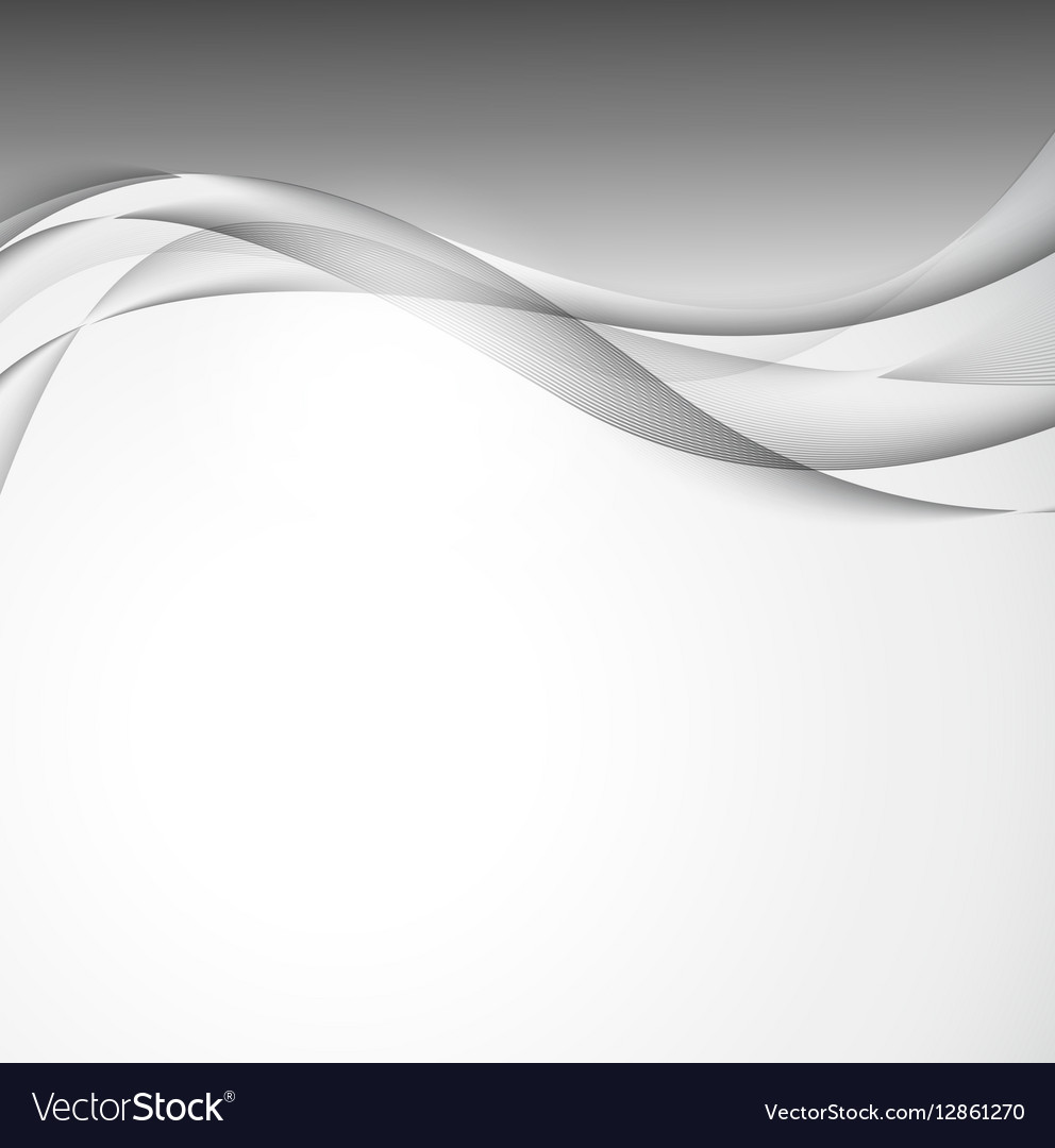 Abstract wavy design background