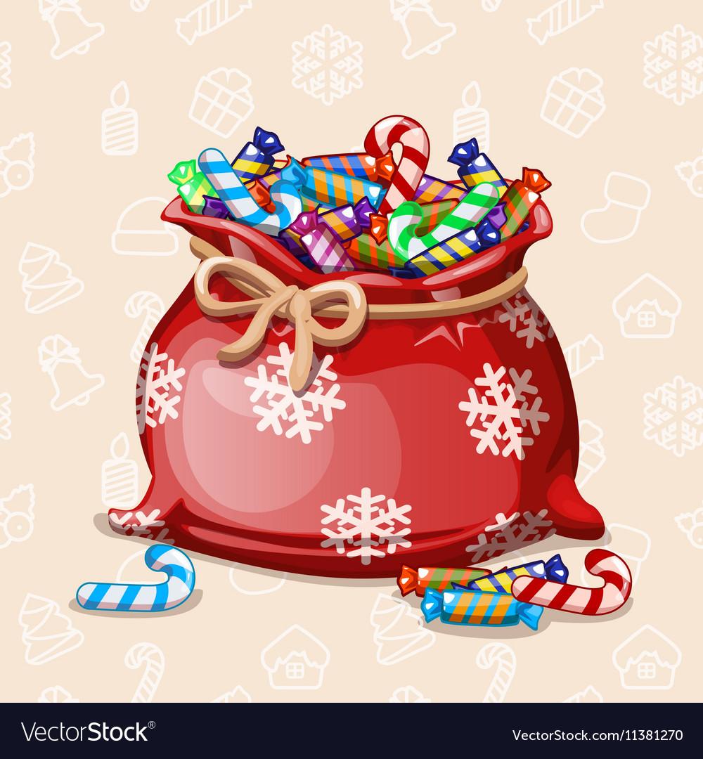 Мешок конфет картинка для детей
