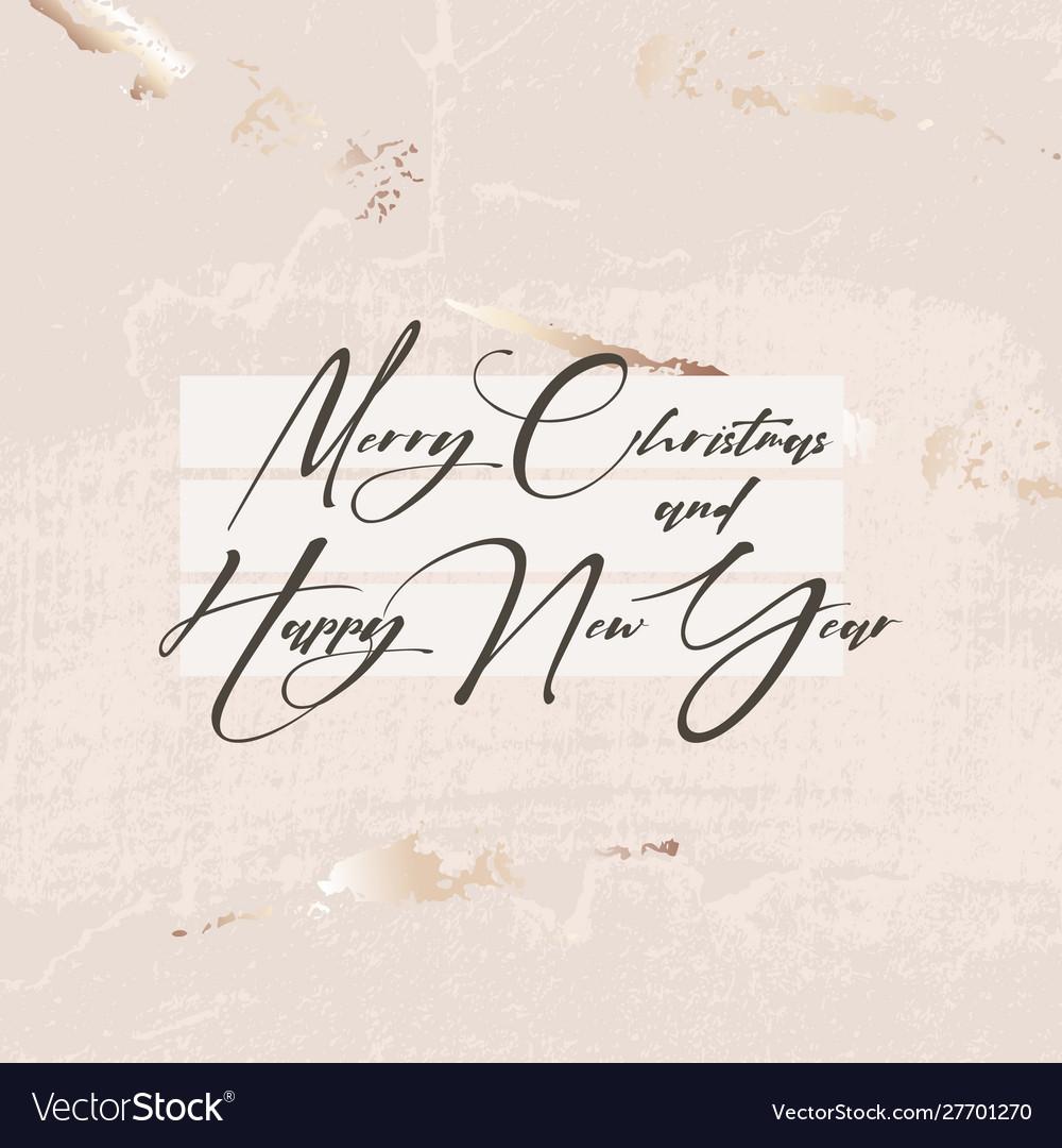 Merry christmas gold glitter luxury beige texture