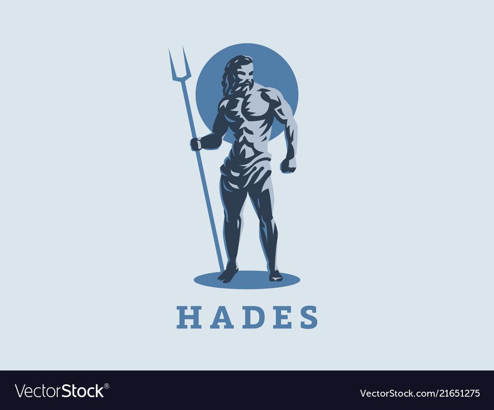 Hades God Vector Images 54