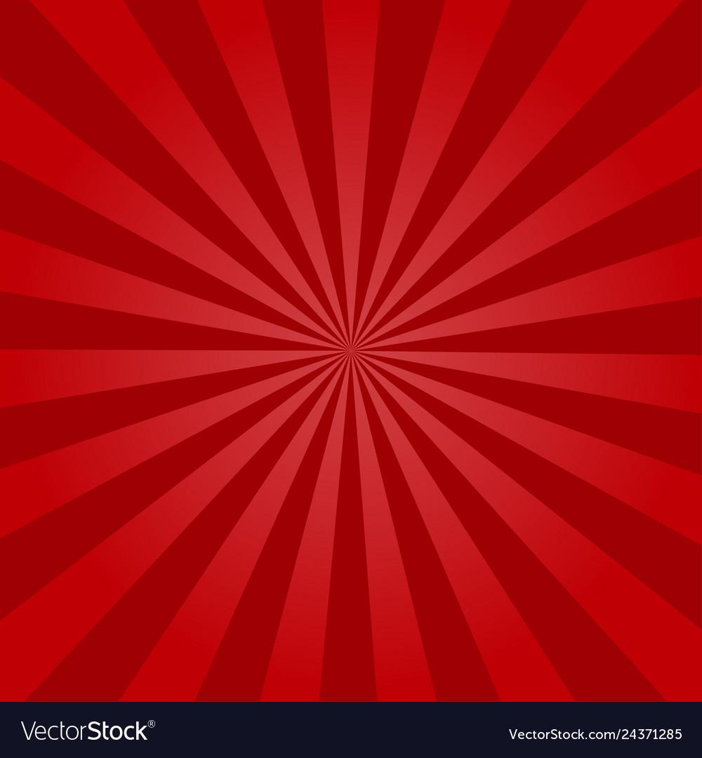 Retro rays background