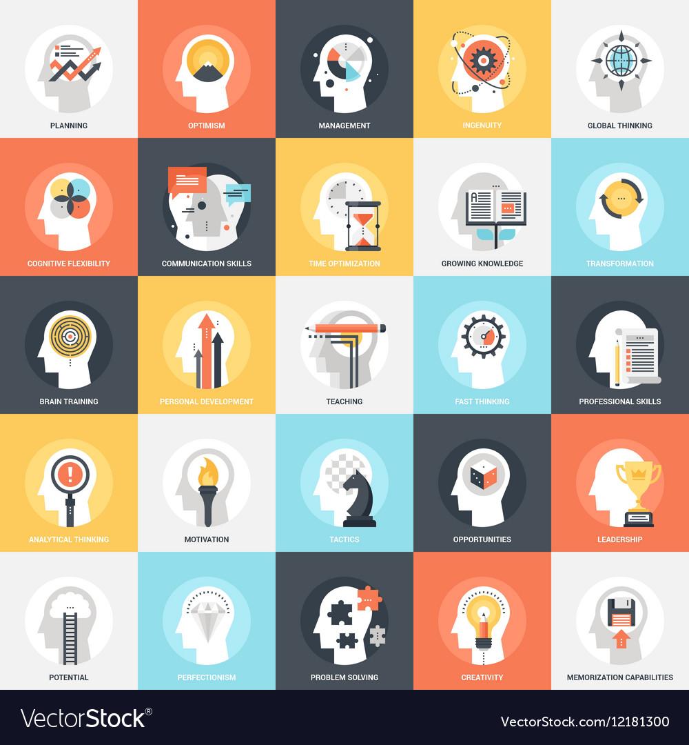 Personal Skills Icons