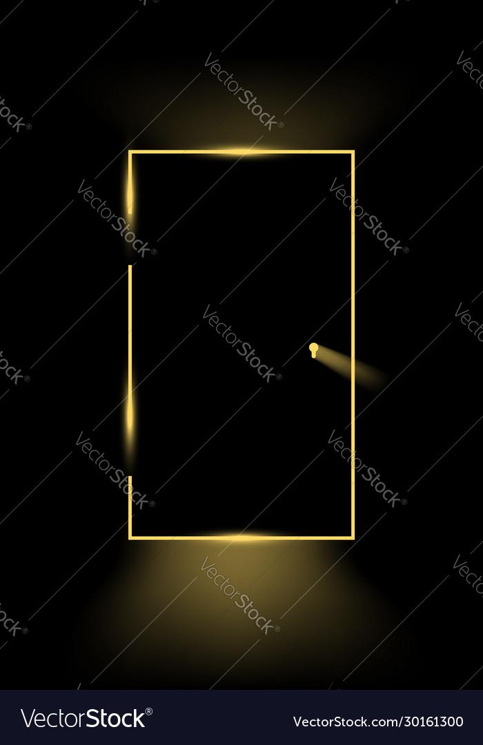 Picture od closed door
