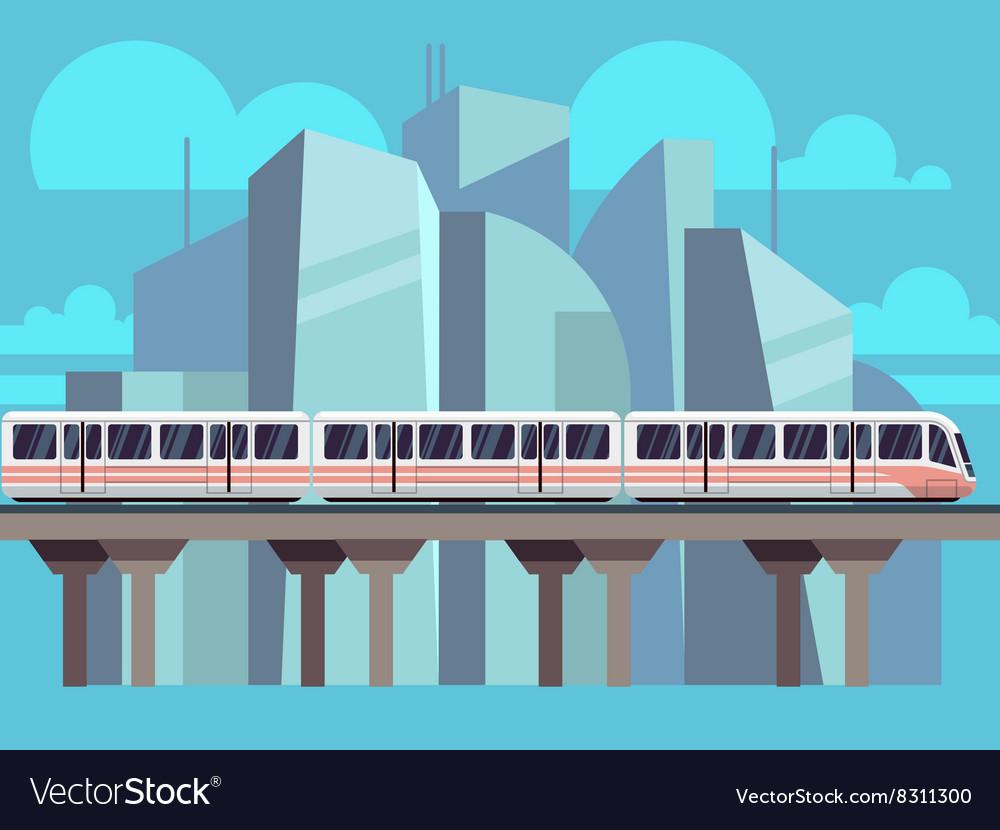 Sky Train Subway Concept