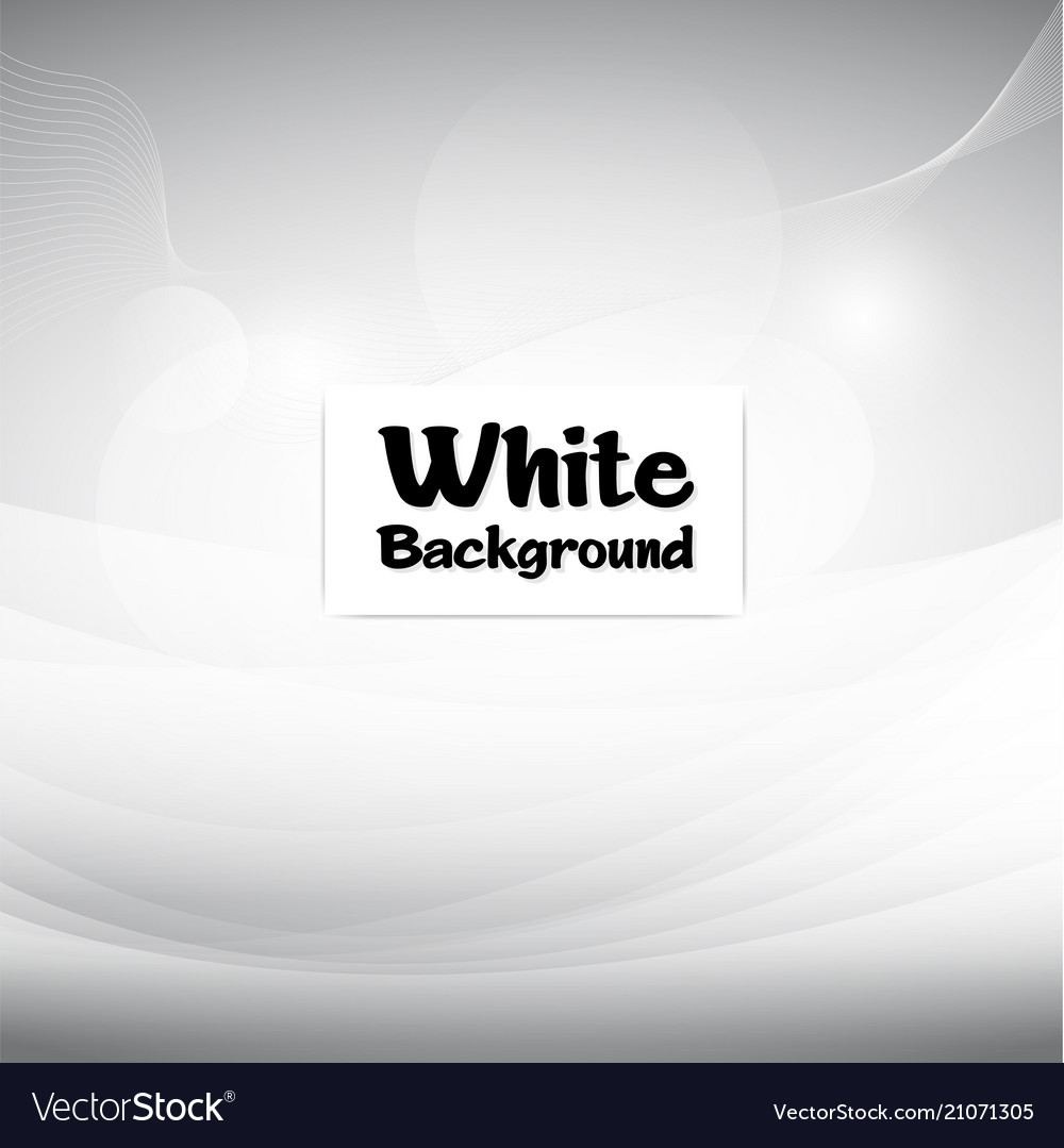 Smooth abstract white soft background image