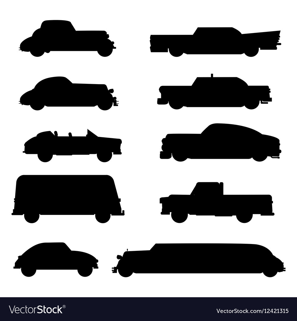 Retro car vehicle