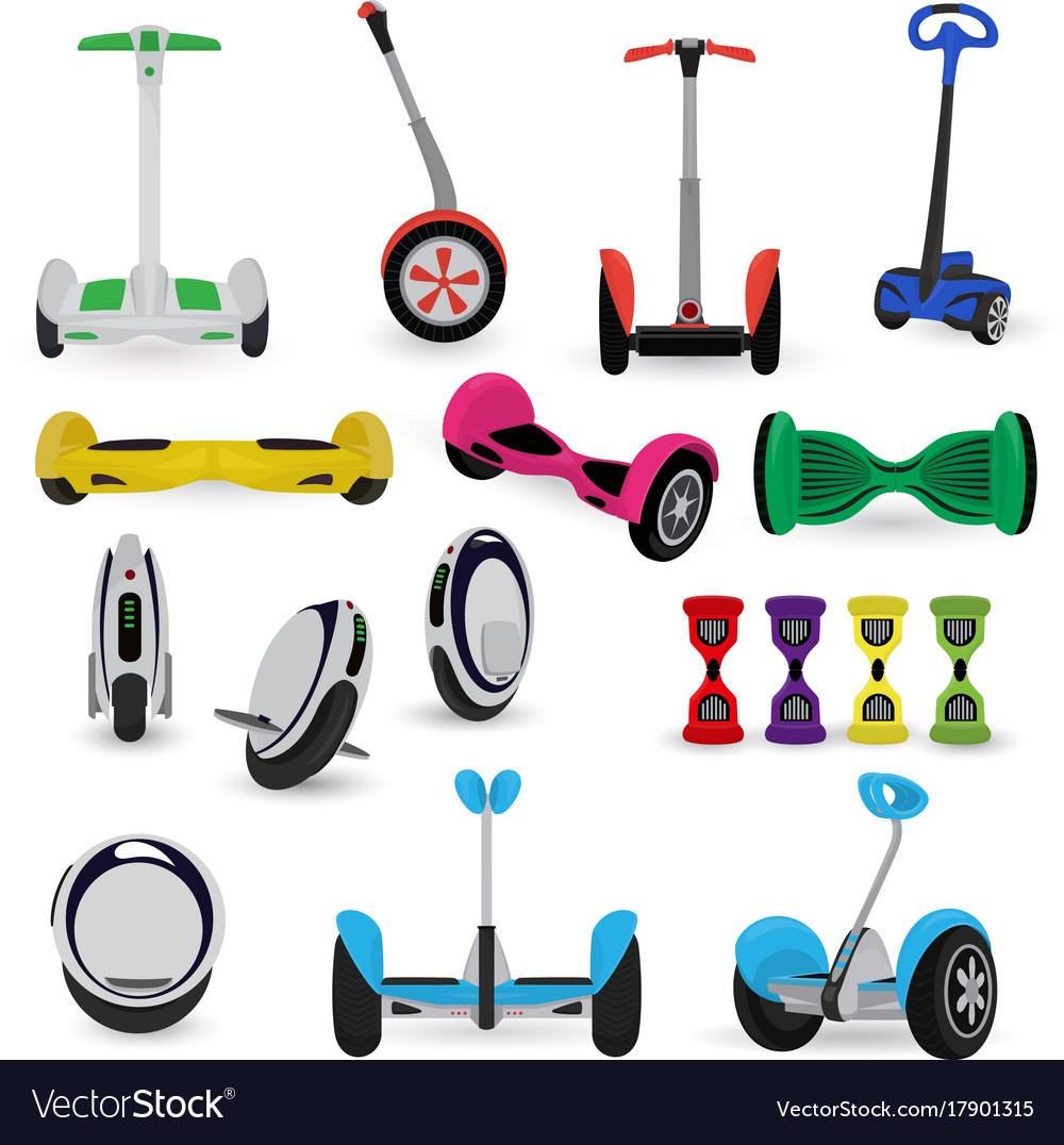 Segway monowheel solo wheel hoverboard gyroscooter