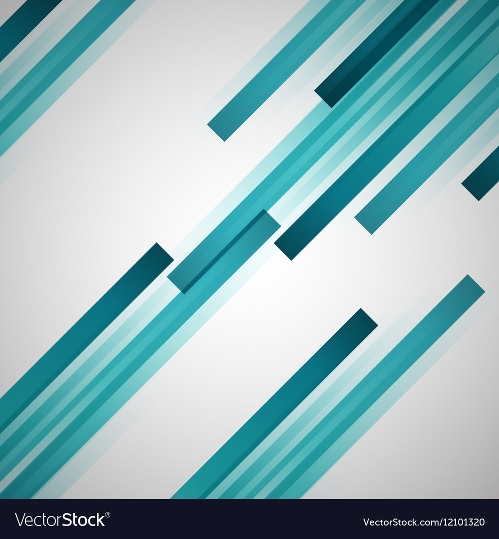 Abstract background with green straight lines