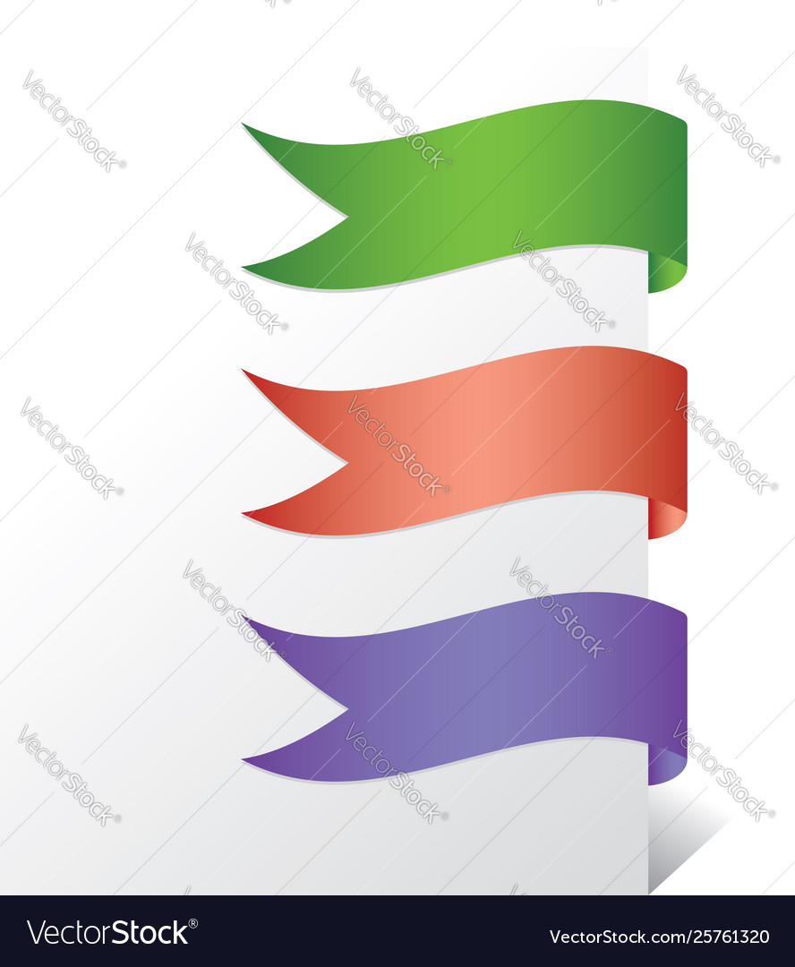 Wave flags