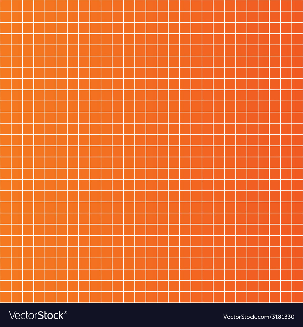 Cell Sheet Background Grid Squares Wallpaper Vector Image