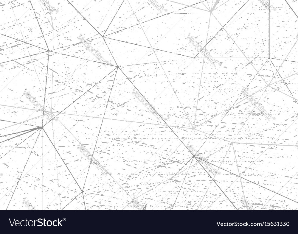 Connected jagged grunge lines halftone background