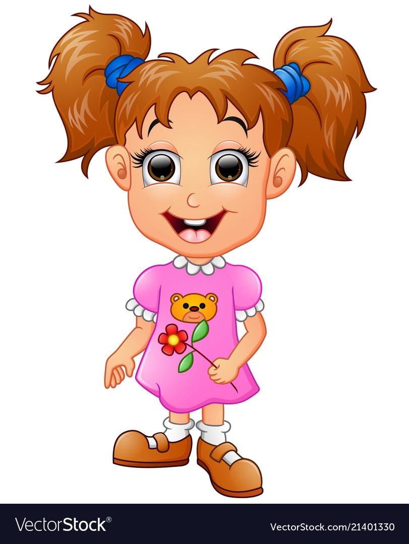 cartoon girl pictures - 626×771