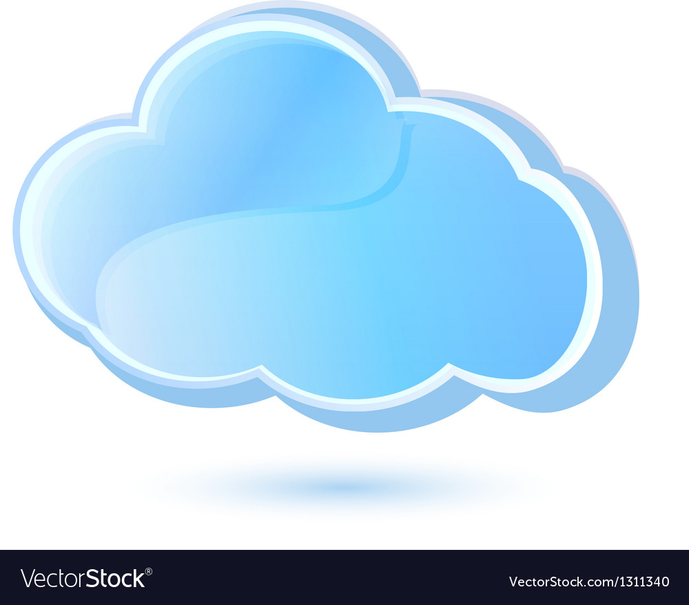 Cloud icon logo