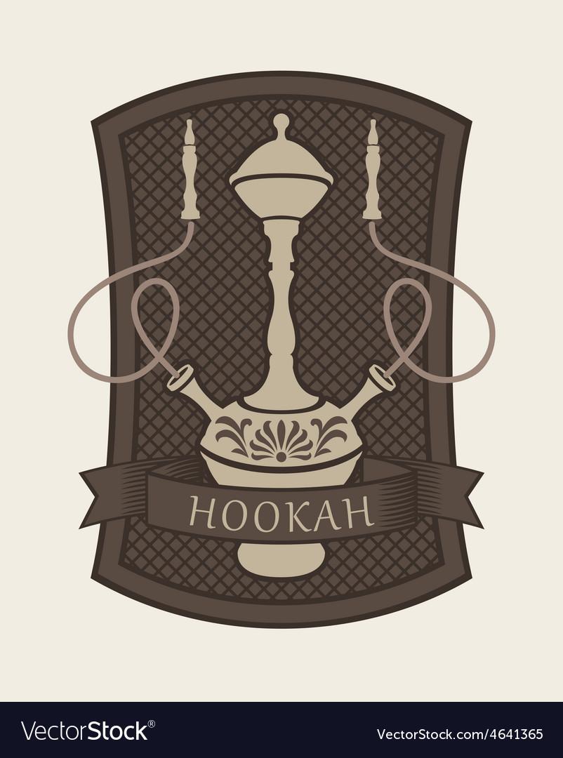 Hookah sign