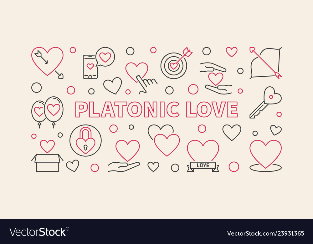 what is platonic love