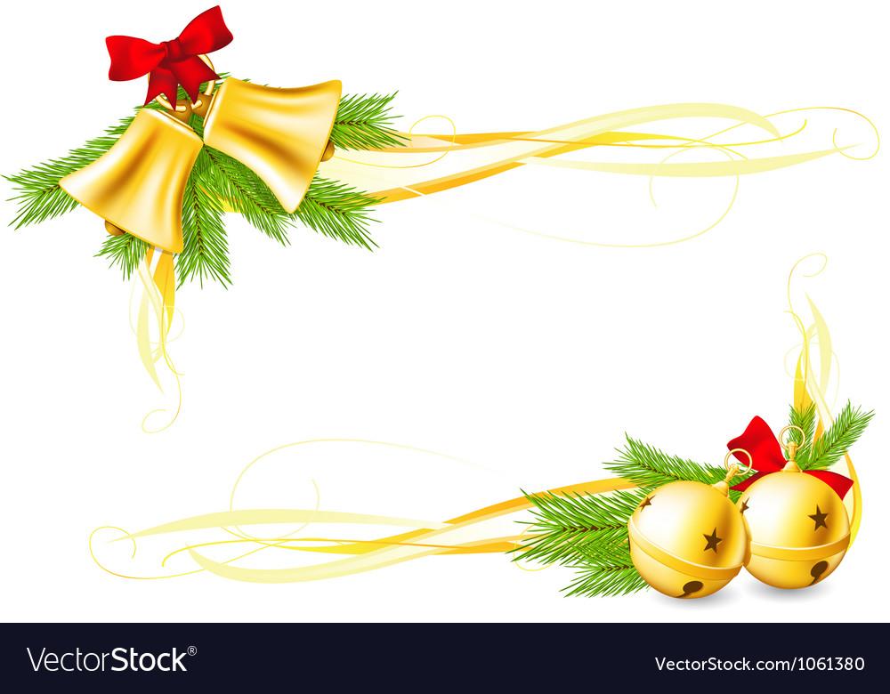 Jingle Bells and Christmas decorative corners