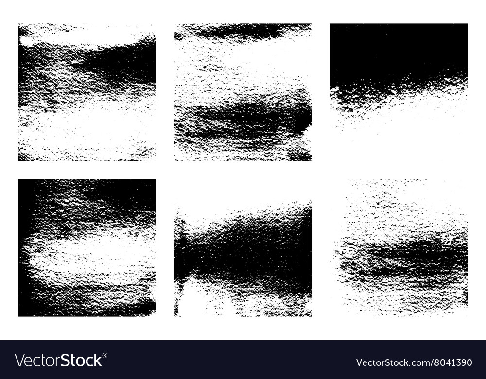 Grunge texture overlay backgrounds vector image