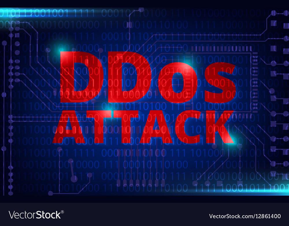 DDOS on a Digital Binary Warning