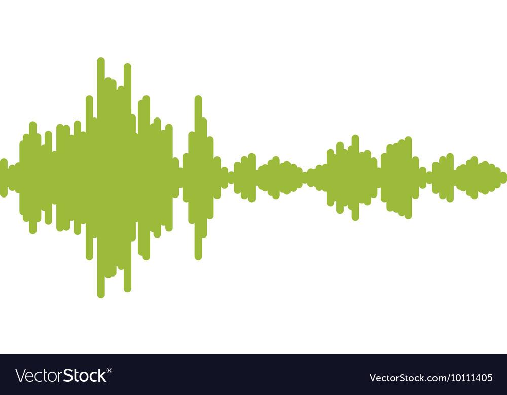 Equalizer music sound studio wave icon
