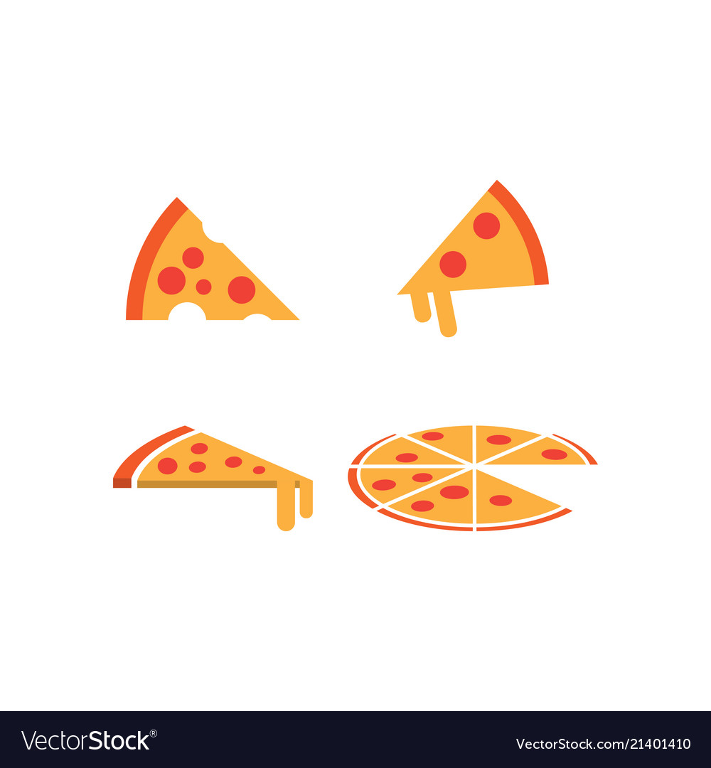Pizza graphic design template