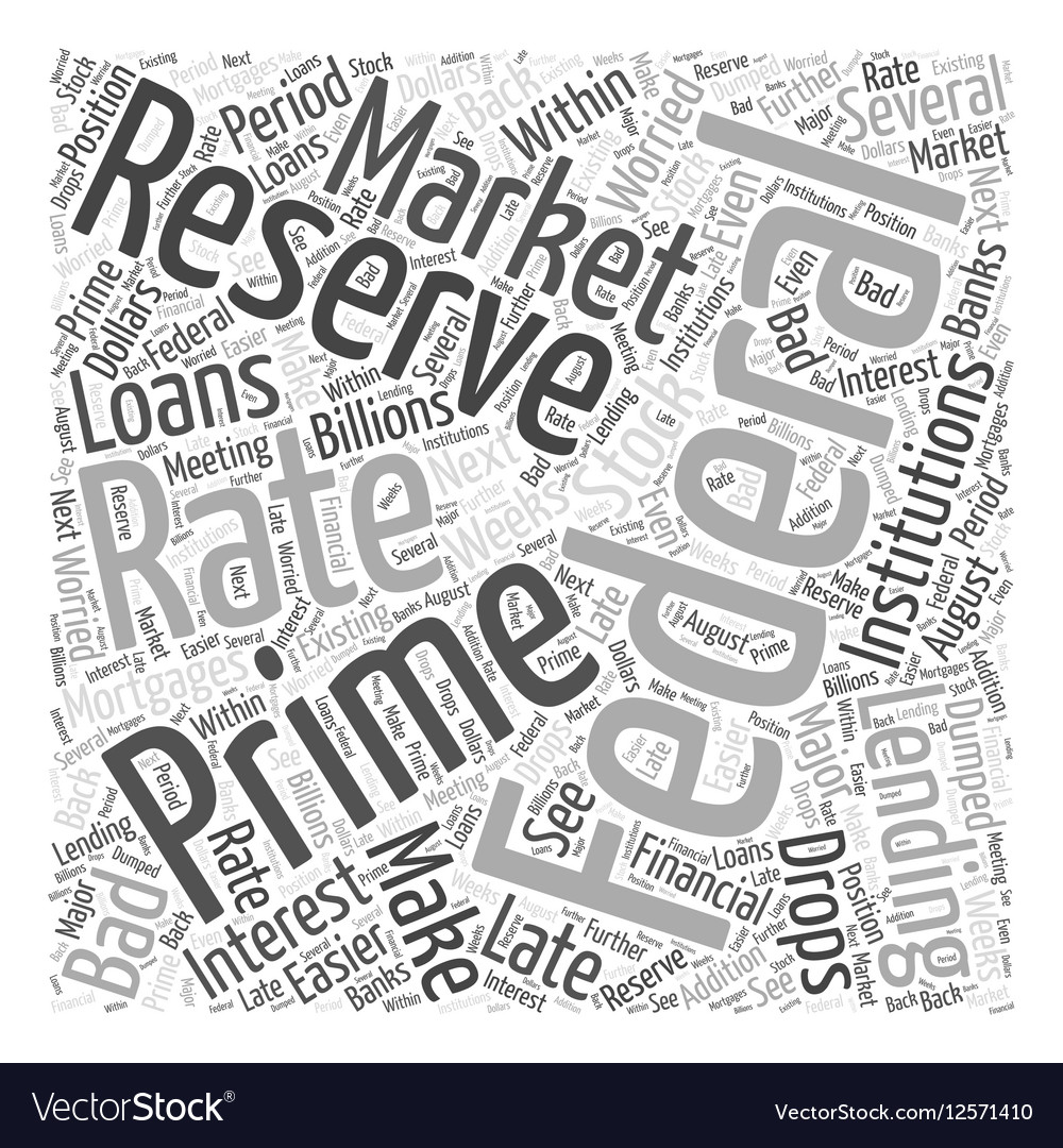 Whats the worry about bad mortgages Word Cloud