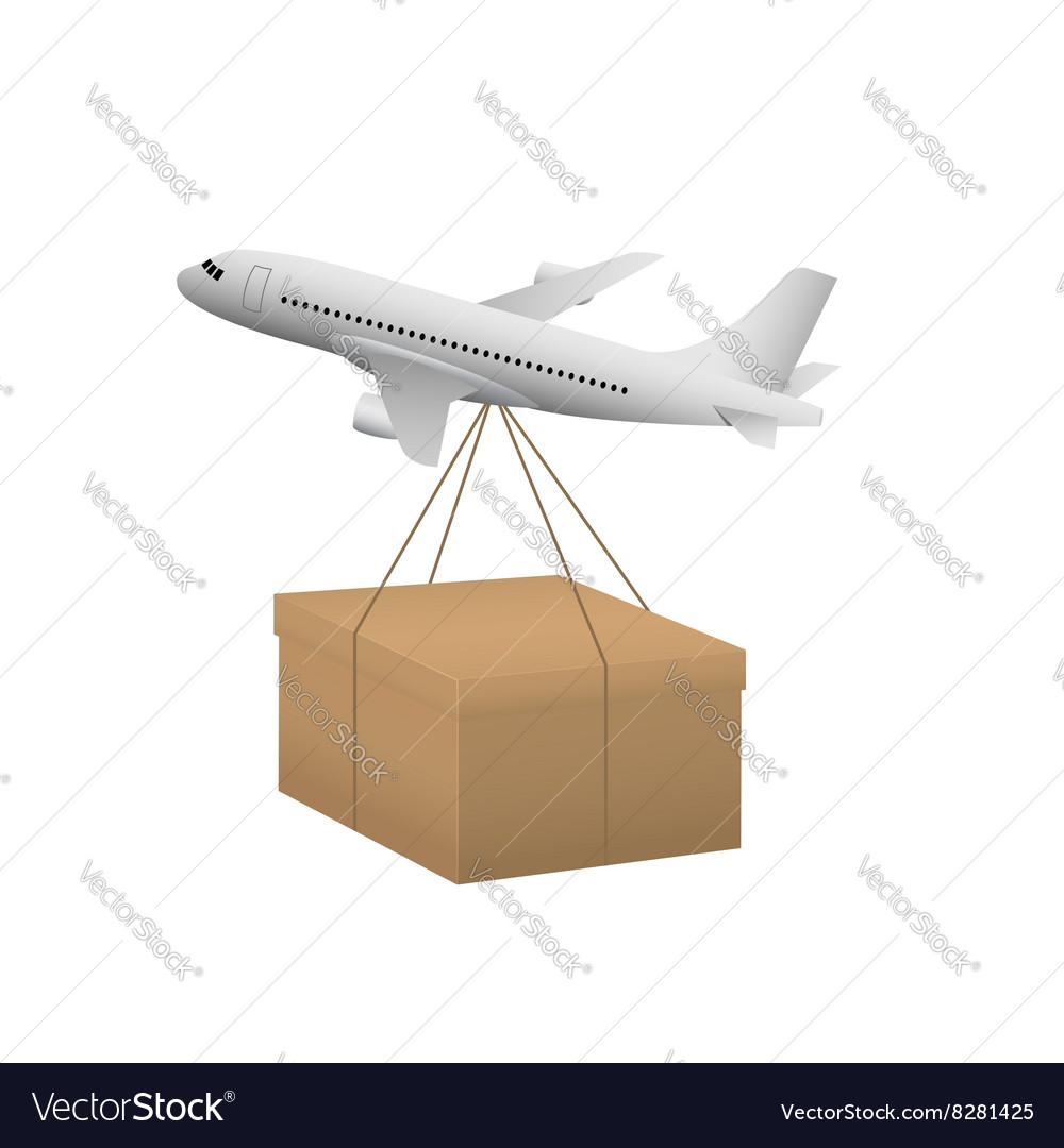 Air shipping concept