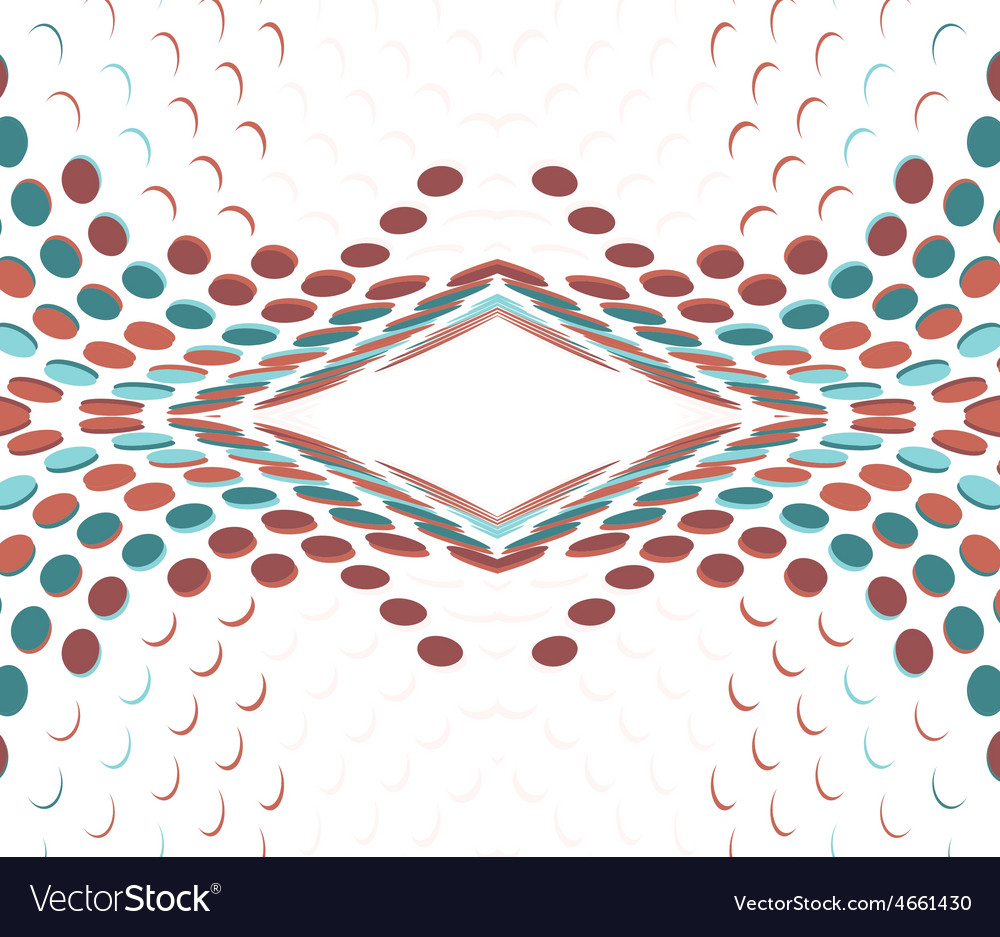 Background abstract dots