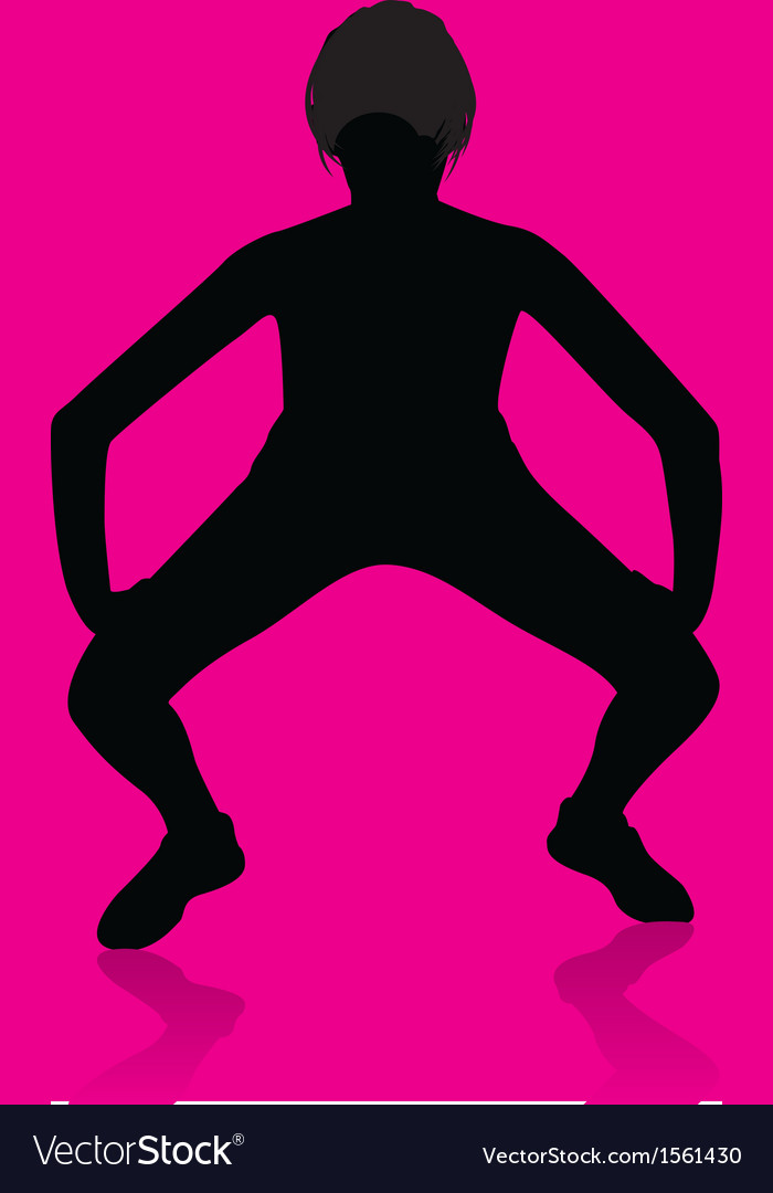 Girl Twerking