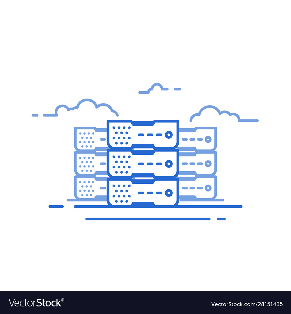Cloud server line