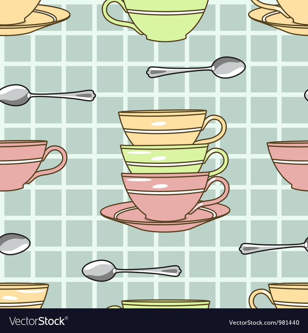 Cups pattern