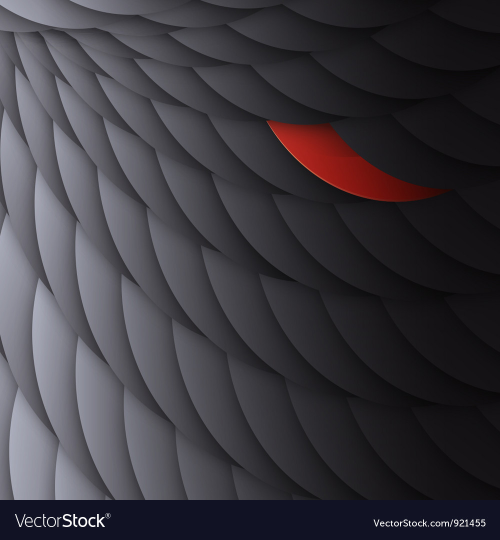 Abstract background with color accent element