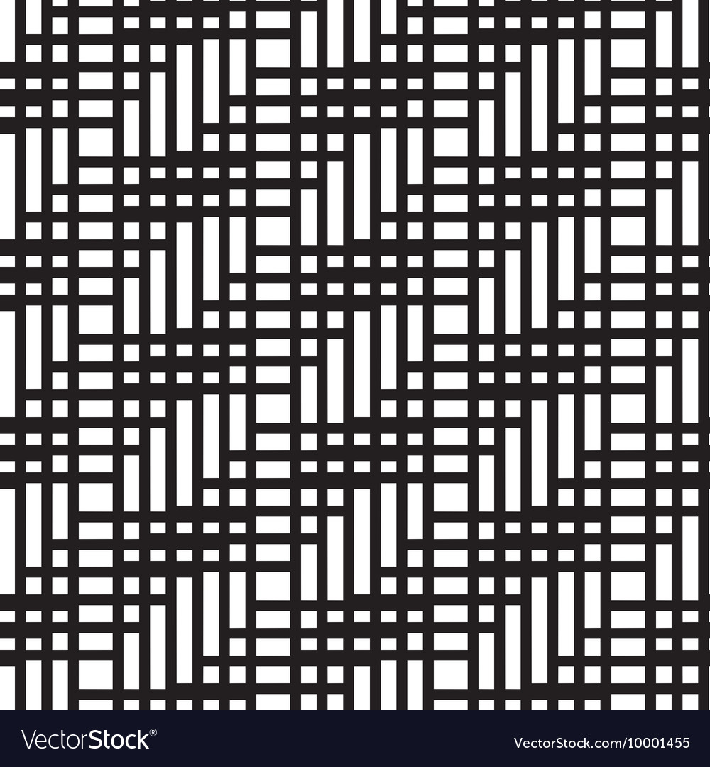Abstract seamless pattern of lines