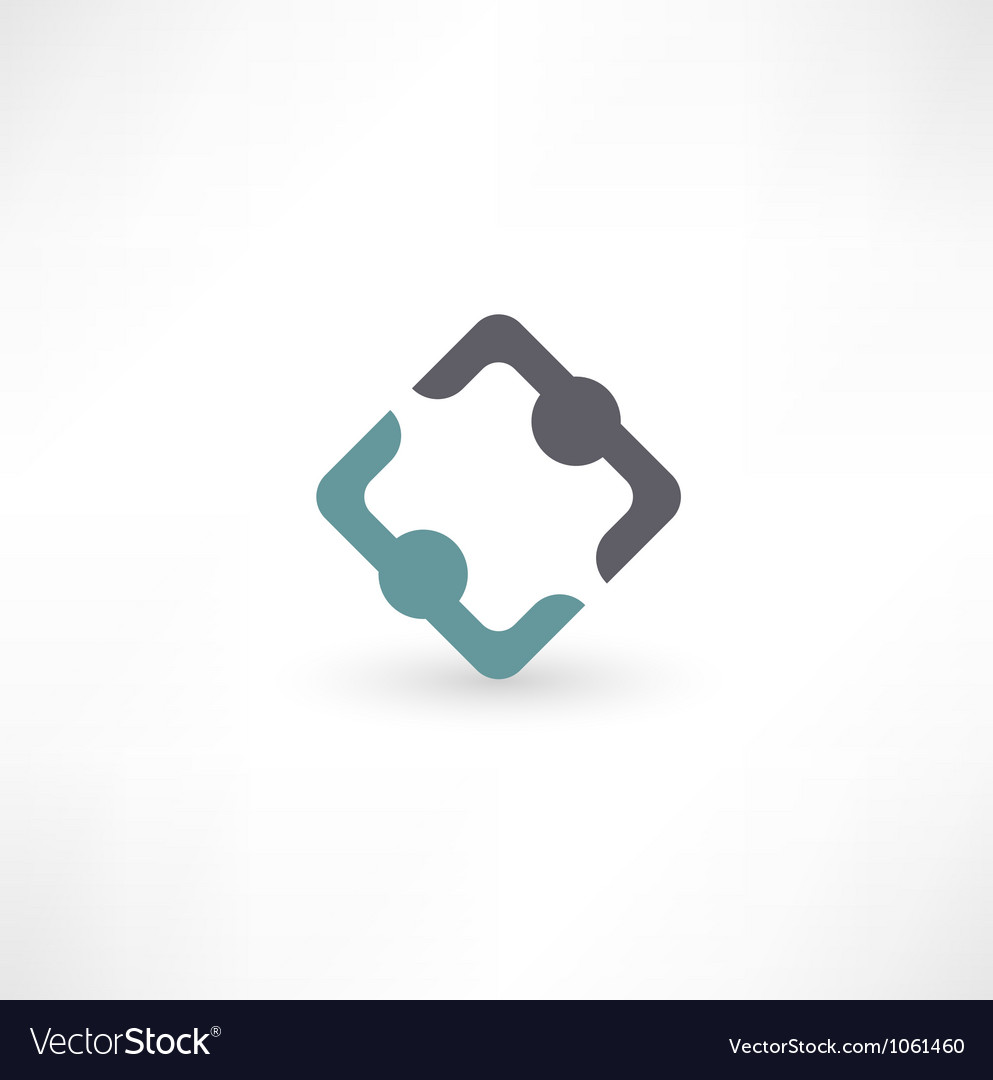 Business icon Transaction vector image