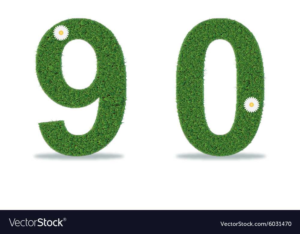 Grass numbers 9-0