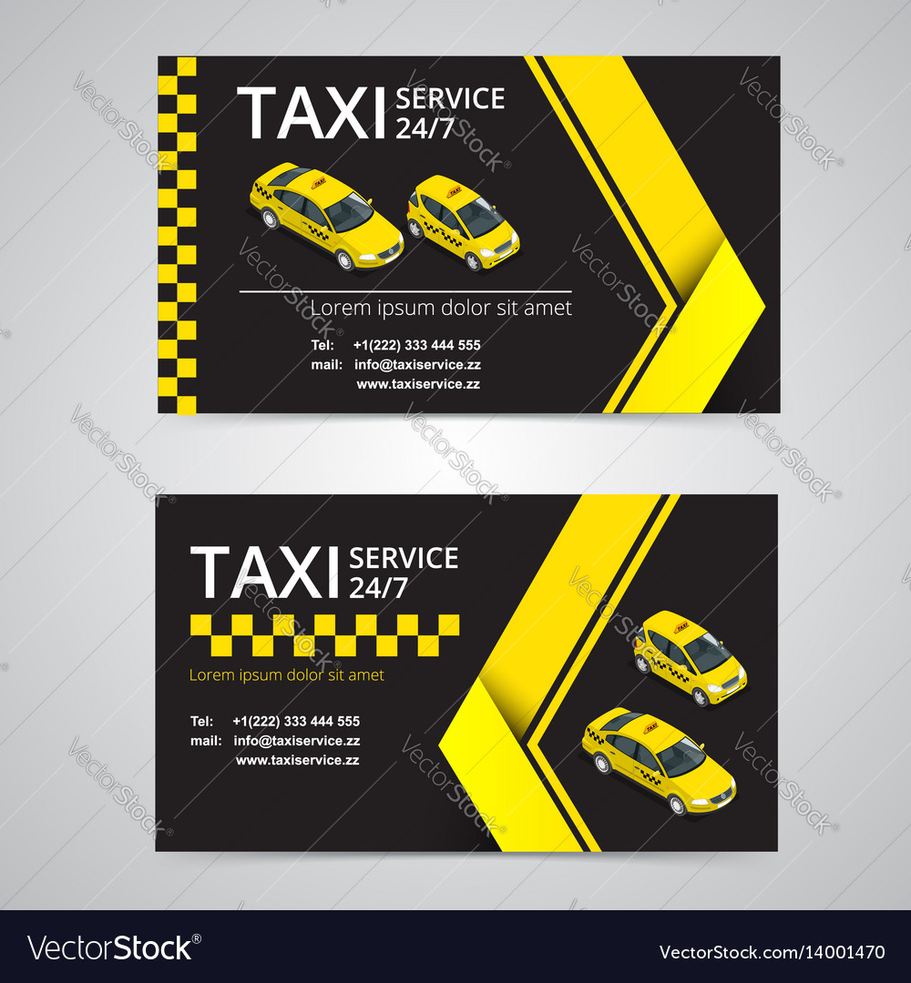 taxi business for
