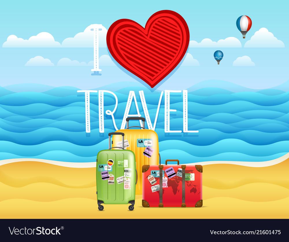 Seaside i love travel