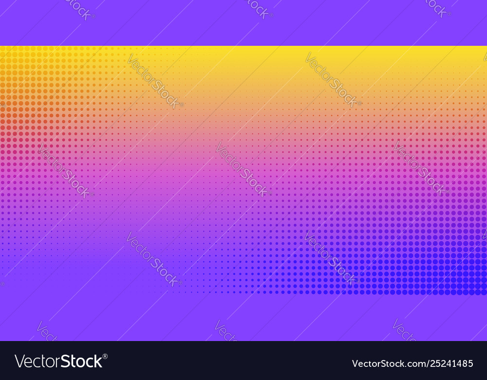 Halftone effect background abstract gradient