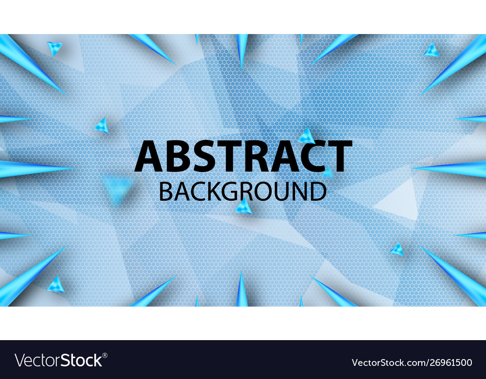 Abstract background modern in blue