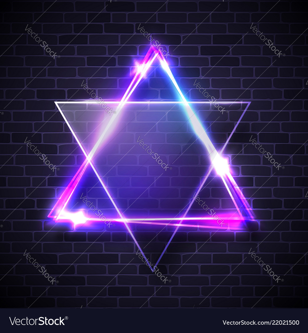 Hebrew biblical judaism symbol jewish david star