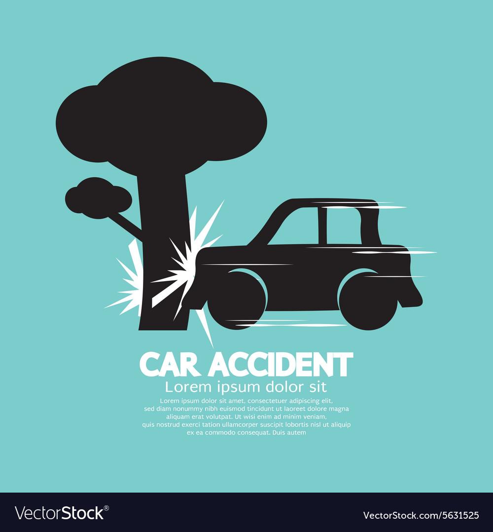 Car Crash Big Tree