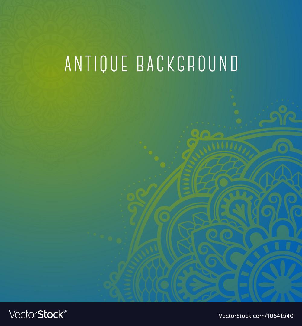 Mandala background for any use